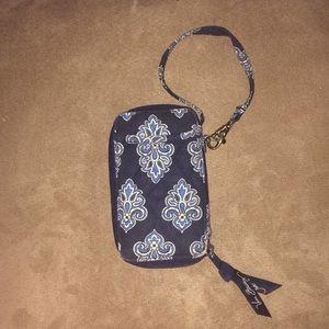 Vera Bradley Wallet/Cellphone holder